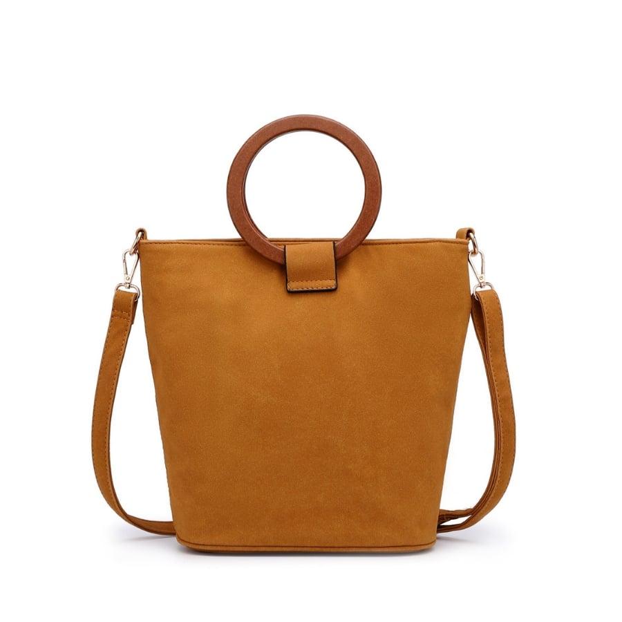 64194d750697 Suede Bucket Bag